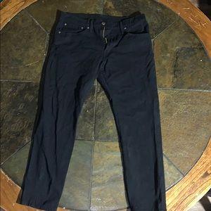 Levi's Jeans - Black Levi 512 jeans